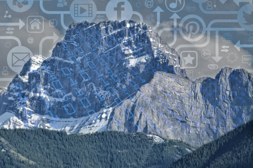 Big Data Mountain
